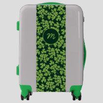 Parsley Pattern Luggage