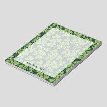 Parsley Pattern Notepad