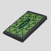 Parsley Pattern Trifold Wallet