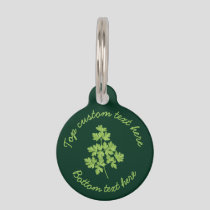 Parsley Pet ID Tag