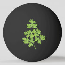Parsley Ping Pong Ball