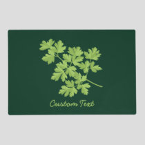 Parsley Placemat