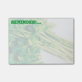 Parsley Post-it® Notes