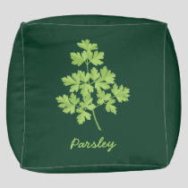 Parsley Pouf