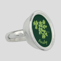 Parsley Ring