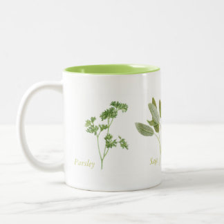 Parsley Sage Rosemary & Thyme Mug