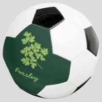 Parsley Soccer Ball
