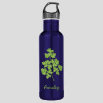 Parsley Stainless Steel Water Bottle