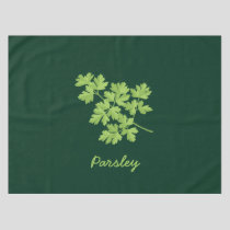 Parsley Tablecloth