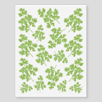Parsley Temporary Tattoos