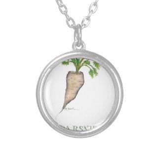 parsnip, tony fernandes personalized necklace