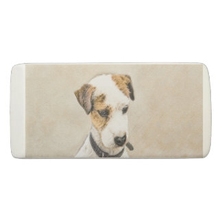 Parson Jack Russell Terrier Eraser