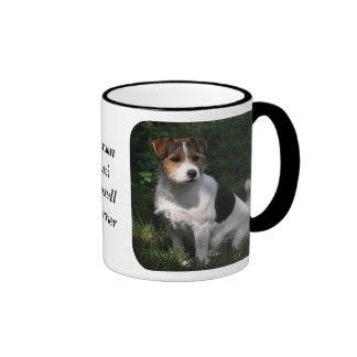 Parson Jack Russell Terrier Coffee Mugs