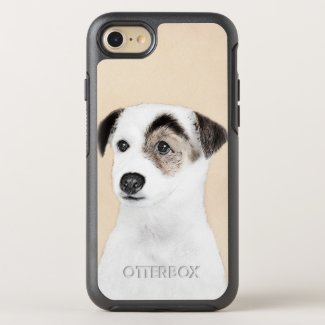 Parson Jack Russell Terrier OtterBox Symmetry iPhone 8/7 Case