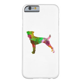 Parson Russel Terrier in watercolor Barely There iPhone 6 Case