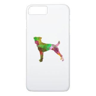 Parson Russel Terrier in watercolor iPhone 7 Plus Case