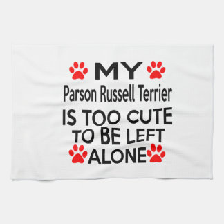 Parson Russell Terrie Designs Hand Towels