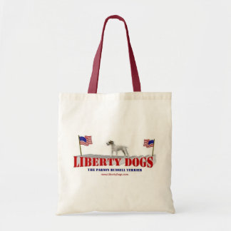 Parson Russell Terrier Canvas Bag