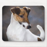 Parson Russell Terrier Dog Mouse Pad