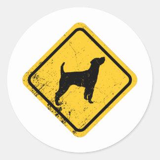 Parson Russell Terrier Sticker