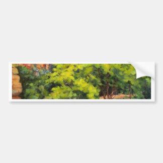 Parson Spring Oasis Bumper Sticker