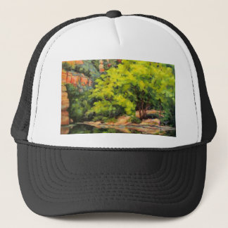 Parson Spring Oasis Trucker Hat