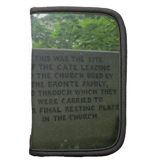 Parsonage de Bronte en Haworth Planificador
