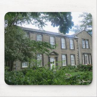 Parsonage de Bronte en Haworth, Yorkshire Alfombrilla De Ratones