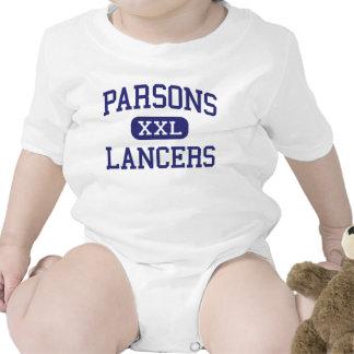 Parsons Lancers Middle School Parsons Kansas Shirts