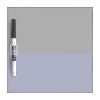 Part black part dark blue do it yourself DIY Dry Erase Board