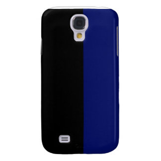 Part black part dark blue do it yourself DIY Galaxy S4 Case