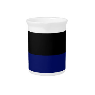 Part black part dark blue do it yourself DIY Pitchers