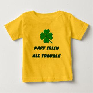Part Irish, All Trouble Infant T-shirt