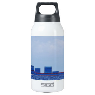 Part Loaded Container Ship Insulated Water Bottle