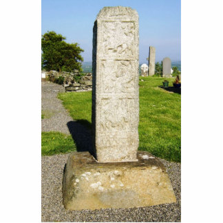 Part Of A High Cross On Plinth At Old Kilcullen, C Photo Cutouts