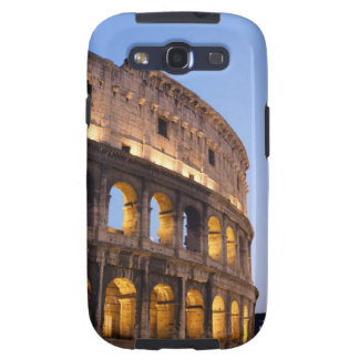Part of Colosseum at dusk Galaxy SIII Cases