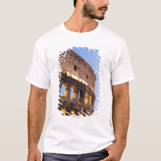 Part of Colosseum at dusk T-Shirt