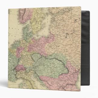 Part of Europe Vinyl Binders