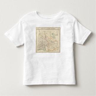 Part of European Russia 5 Toddler T-shirt