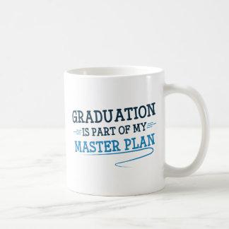 Part Of My Master Plan Coffee Mug