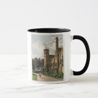 Part of St. Peter's College (Peterhouse) from the Mug