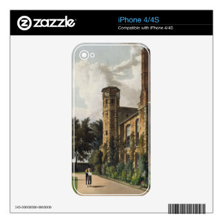 Part of St. Peter's College (Peterhouse) from the Skin For iPhone 4