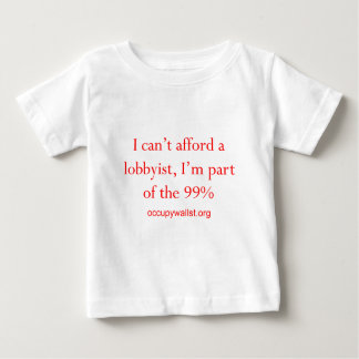Part of the 99% t shirt