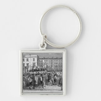 Part of the Chartist Procession Keychain