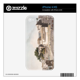 Part of the City of Patna, on the River Ganges, pl Decal For iPhone 4
