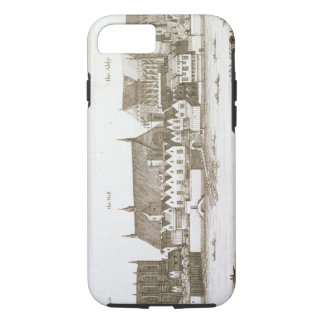 Part of the City of Westminster, 1647 (engraving) iPhone 8/7 Case