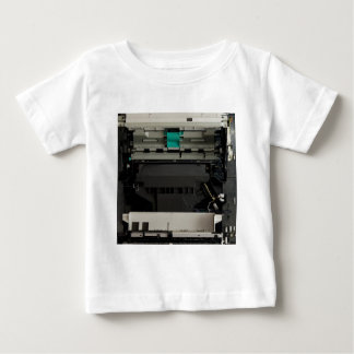 Part of the electronic interior of a laser printer baby T-Shirt