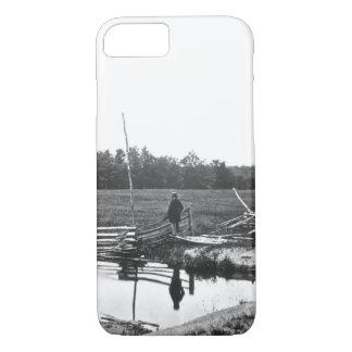 Part of the Gettysburg_War Image iPhone 8/7 Case