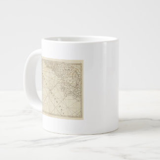 Part of the provinces of Costa Rica and Nicaragua Large Coffee Mug