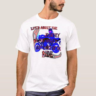Part of the Ride Micro-Fiber Singlet T-Shirt